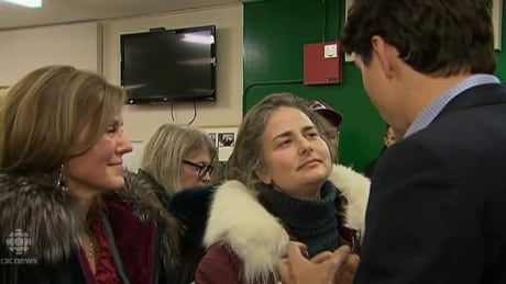 Trudeau in Iqaluit