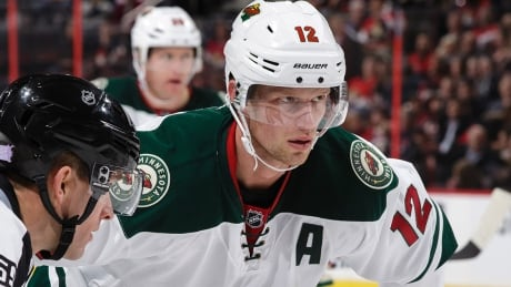 Wild's Bet On Eric Staal Paying Off