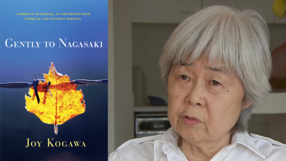 Gently to Nagasaki, Joy Kogawa's first memoir, confronts her father's sexual abuse of young boys.