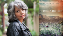 Lynn Miles musician The Orchardist by Amanda Coplin