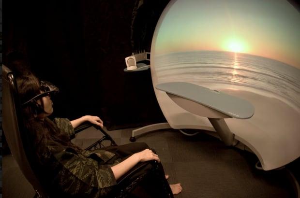 Meditation in pain studies lab
