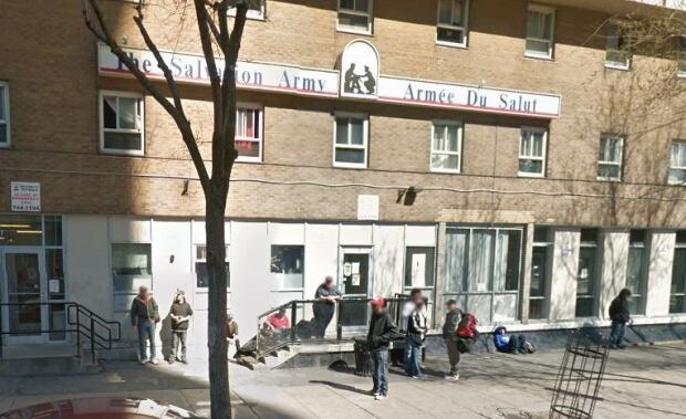 Salvation Army Ottawa Google Streetview