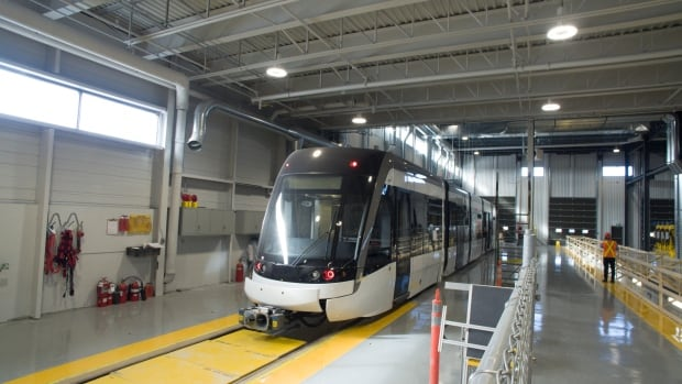 Bombardier has filed an injunction in the Ontario Superior Court in response to Metrolinx's notice of contract termination in November.