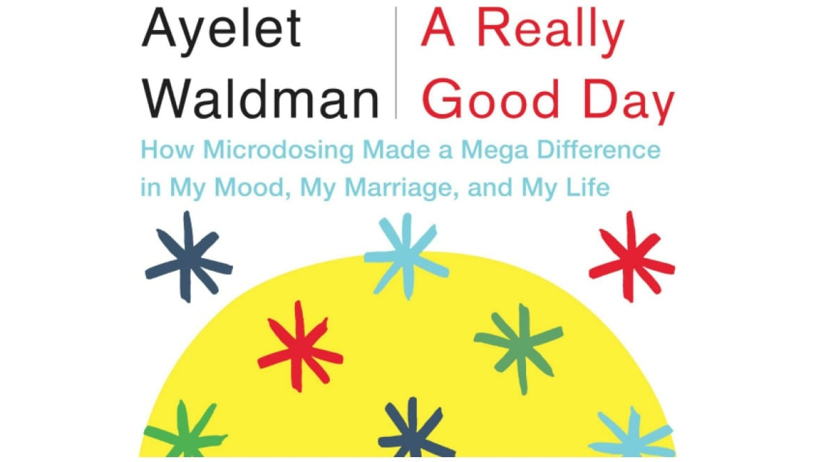 A Really Good Day How Microdosing Lsd Helped Ayelet -5194