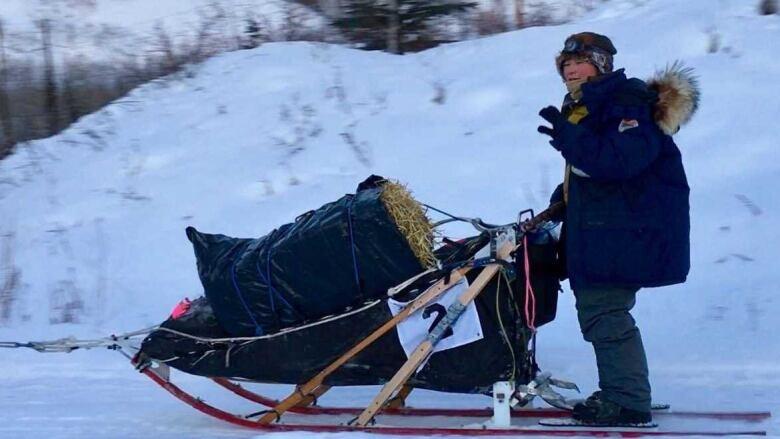 Yuka Honda's sled dog died of heart failure, Yukon Quest vet