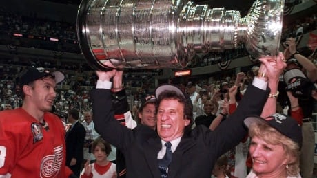 Mike Ilitch, Owner Of Red Wings, Tigers, Dead At 87