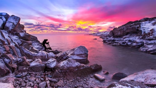 Chebucto Head sunrise photo