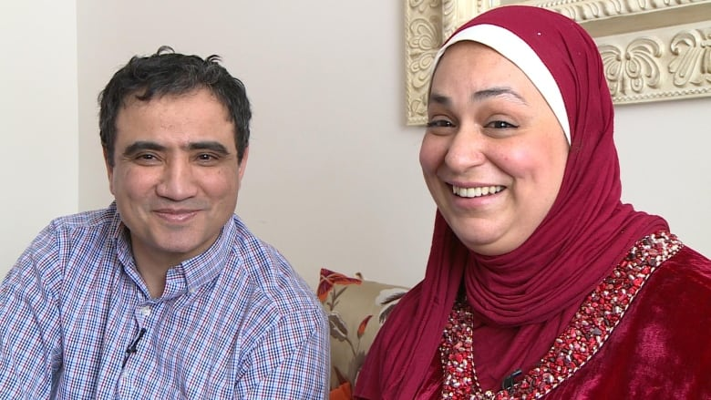 Fadwa Alaoui, Canadian turned away at U.S. border, gets visit from Vermont strangers showing support