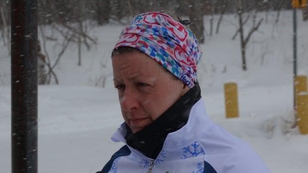Julie Boyer Canadian Ski Marathon