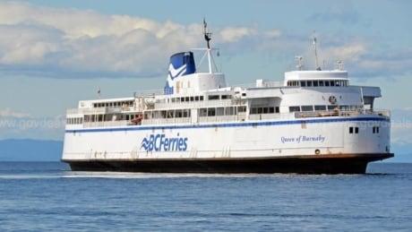 Queen of Burnaby B.C. Ferries