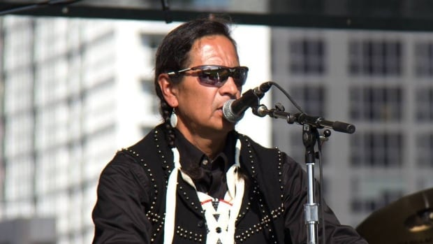 Tyrone Tootoosis, who was 58, died early Sunday morning of colon cancer.