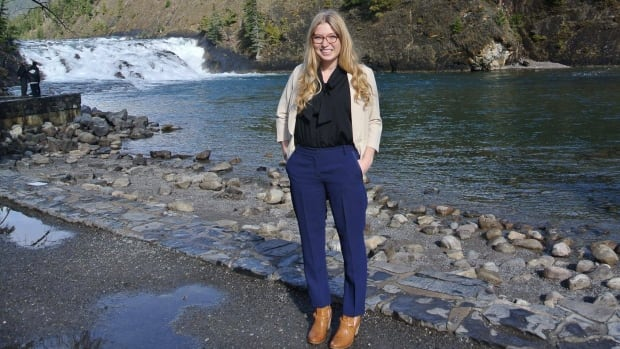 Kelcie Miller-Anderson is the founder of MycoRemedy, a company that uses fungi to remediate contaminated environmental sites.