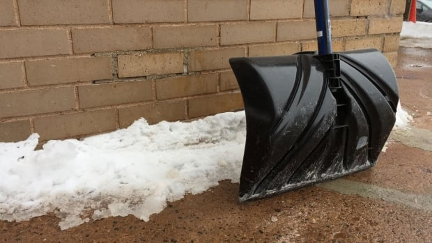 Islanders could have some shovelling to do Wednesday and Thursday.