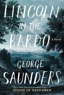 BOOK COVER: Lincoln in the Bardo