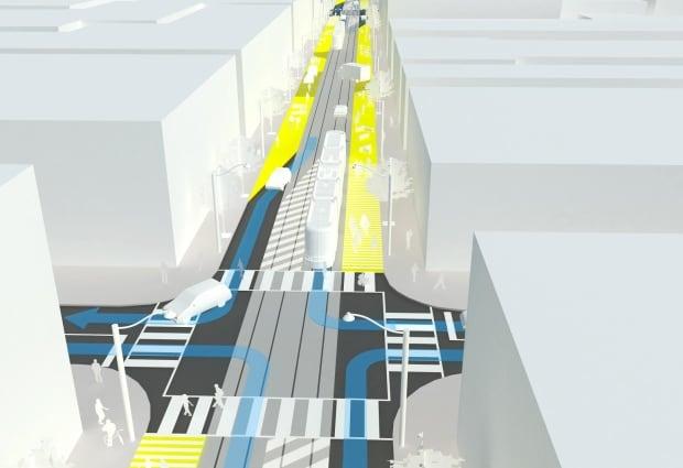 Transit Promenade