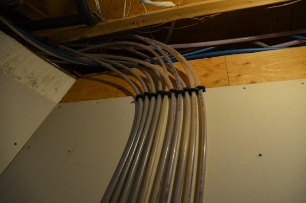 Geothermal tubing