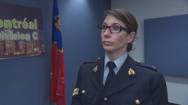 RCMP Cpl. Camille Habel