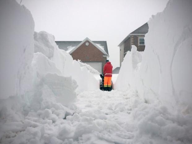 snowblower in Dartmouth