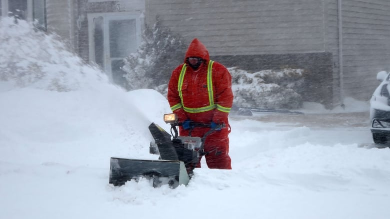 snowblower halifax