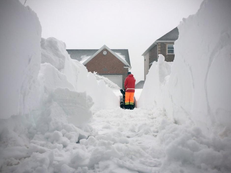 Snow in Dartmouth