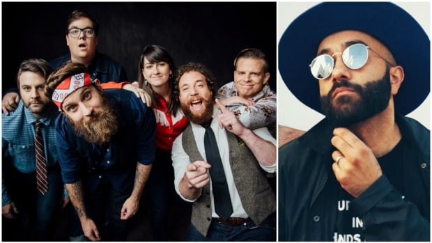 The Strumbellas and Narcy