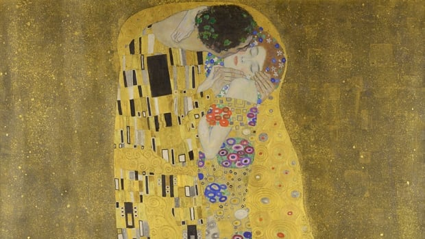 Marriage of True Minds # 2 - (The Kiss/Klimt painting)