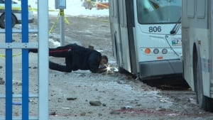 Winnipeg police investigate fatal bus driver stabbing