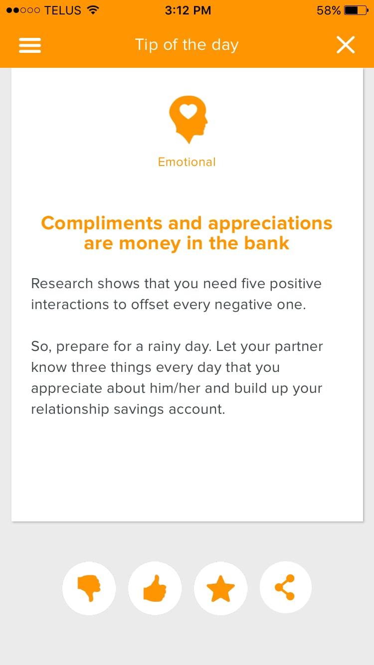 App aims to keep couples happy in relationship with quiz