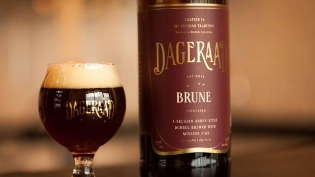 Dageraad Brune is one of Rebecca Whyman's beer picks for this week.