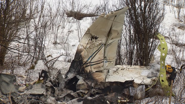 RCMP investigating reports of plane crash west of Calgary
