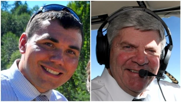 Pilots' families wait for answers in Mount Royal University plane crash