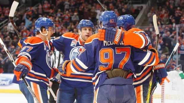 The Edmonton Oilers could end a 10-year playoff drought this spring.