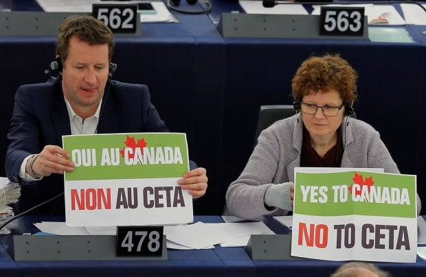 EU-CANADA/CETA