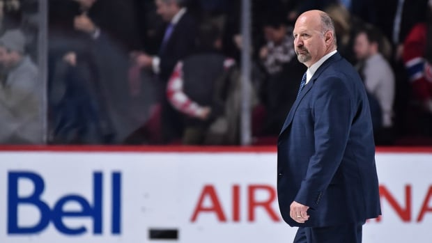 Bilingual francophone Claude Julien is the new coach of the Montreal Canadiens.