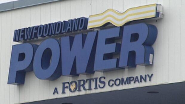 Newfoundland power sign