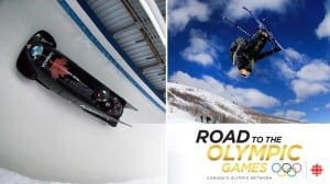 Road to the Olympic Games: Bobsleigh & freestyle skiing