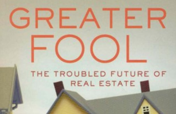 Book cover, Garth Turner's Greater Fool