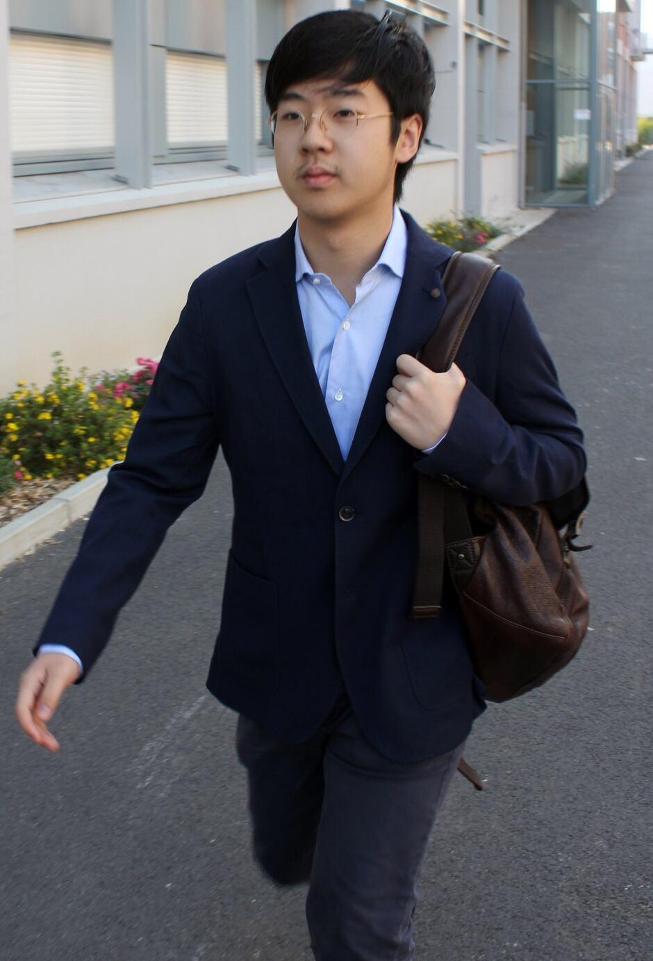 Kim Han-sol, son of Kim Jong-nam