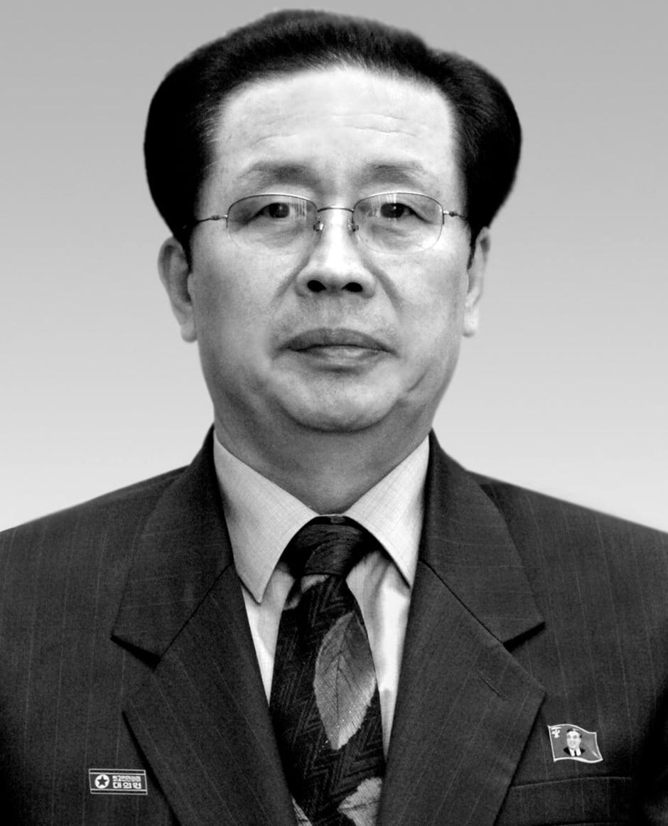 Jang Song-taek North Korea Kim Jong-il's brother-in-law