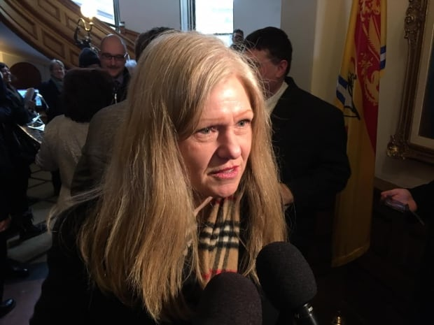 how to get disclosure veto in new brunswick government