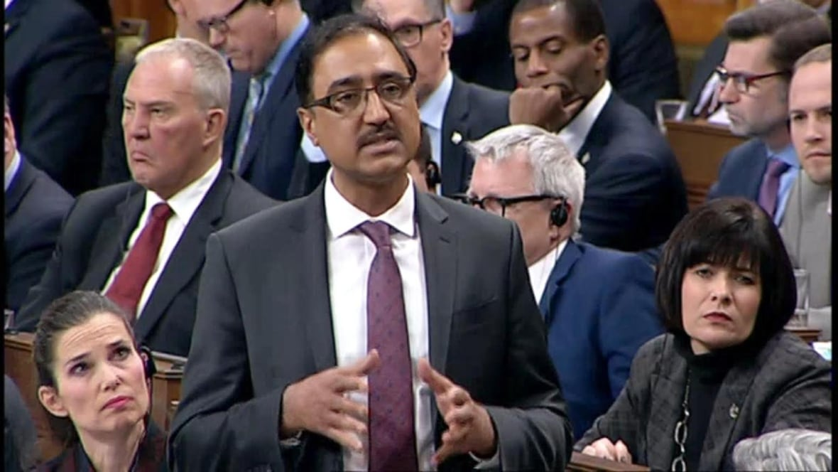 Conservative MPs laugh at Amarjeet Sohi's past as ETS bus driver