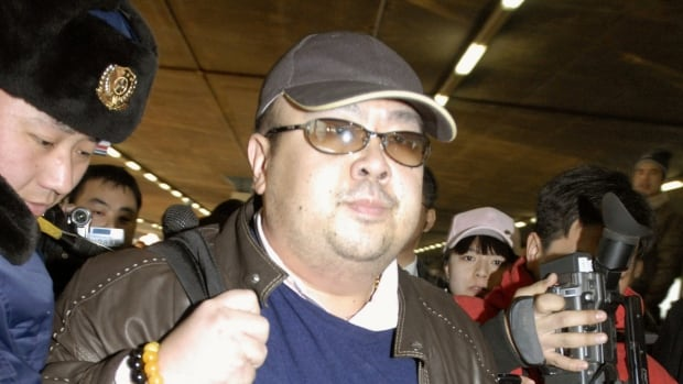 Kim Jong-nam arrives at Beijing's airport in February 2007. The estranged half-brother of North Korean leader Kim Jong-un died on Monday after an apparent assassination in Kuala Lumpur.