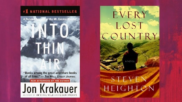 Like Into Thing Air? Read Every Lost Country