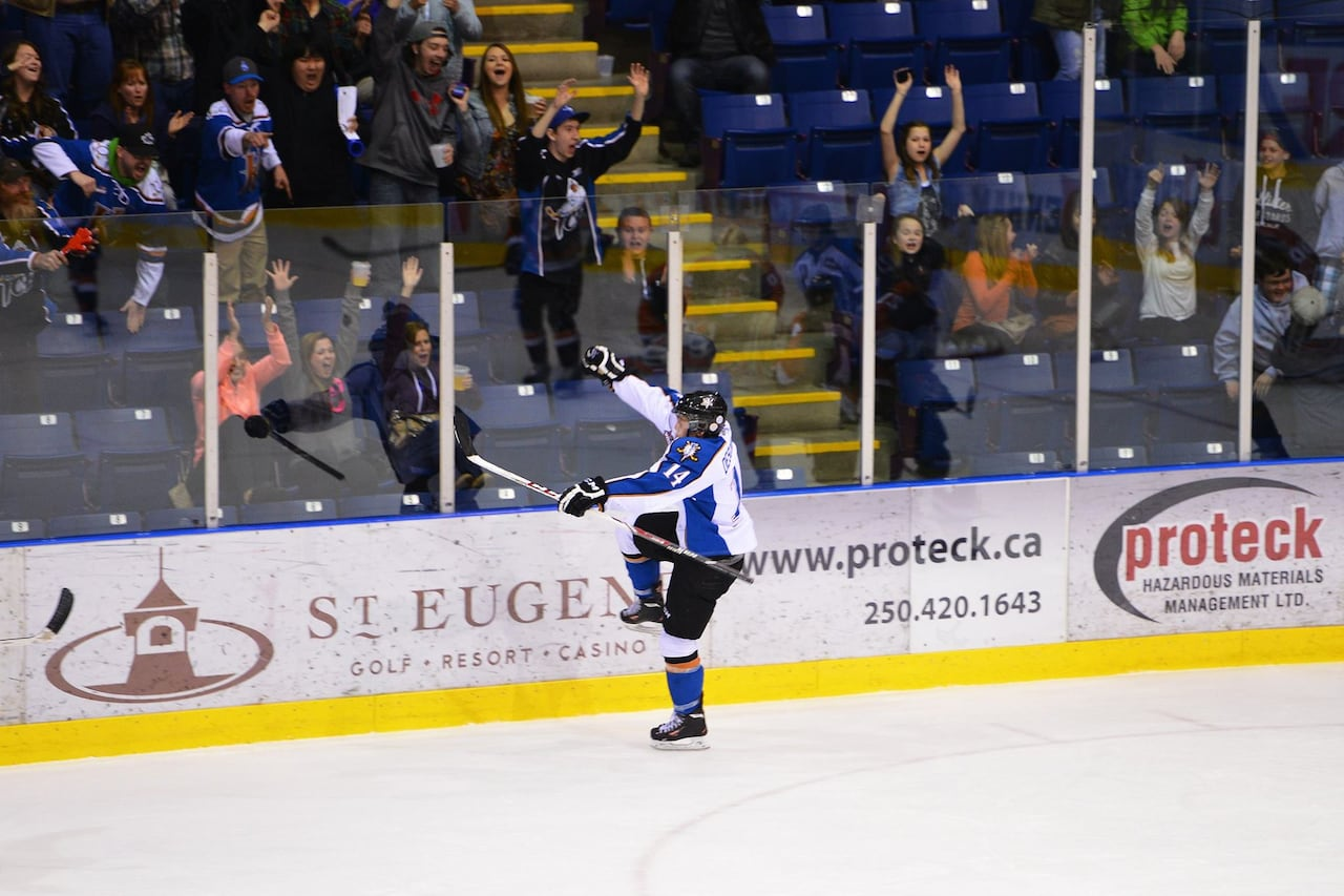 Cranbrook Risks Losing Kootenay Ice Whl Team Due To Poor Attendance