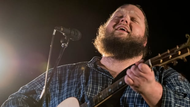 Matt Andersen says a lot of his fans first heard his music on Stuart McLean's The Vinyl Cafe.