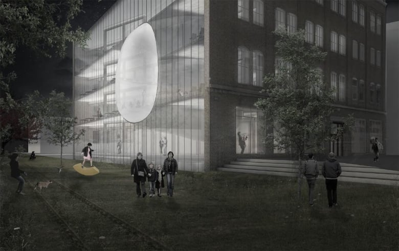 Design students share ideas for proposed U of S architecture