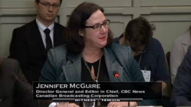 Jennifer Mcguire at Senate