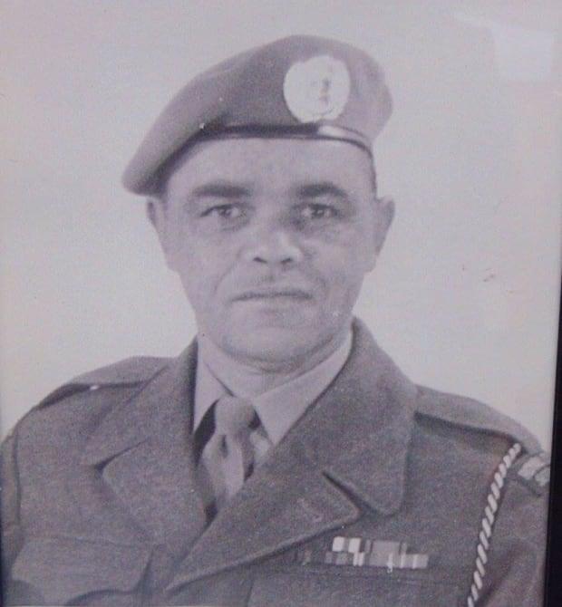 Sgt. George William Barton