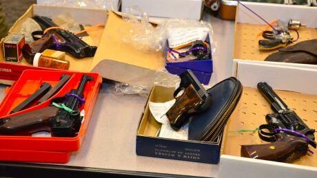 Sask. police urge people to give up unwanted guns thumbnail