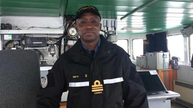 Lt.-Cmdr. Paul Smith says he's looking forward to seeing Nova Scotian and Canadian influences in Freetown, Sierra Leone.